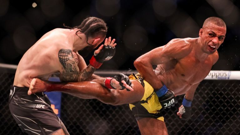 "UFC Vegas 35 : ""Нинджата"" от Тбилиси срещу боец, видял всичко в октагона"