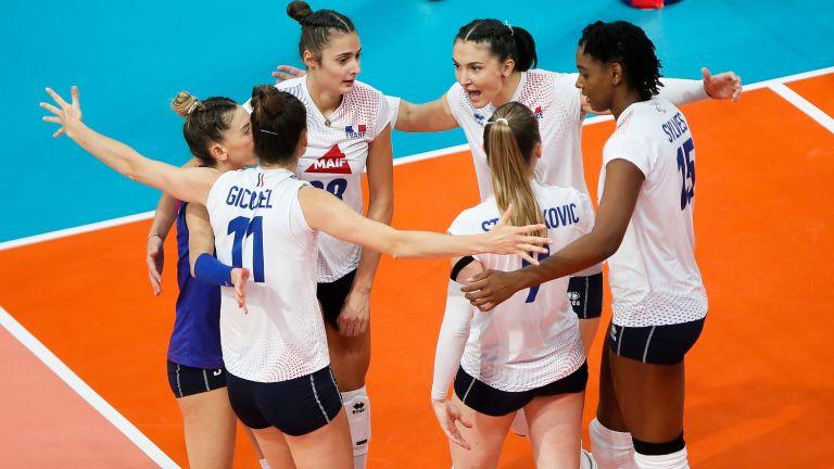 Франция изненада Хърватия на осминафиналите в Евроволей (резултати)