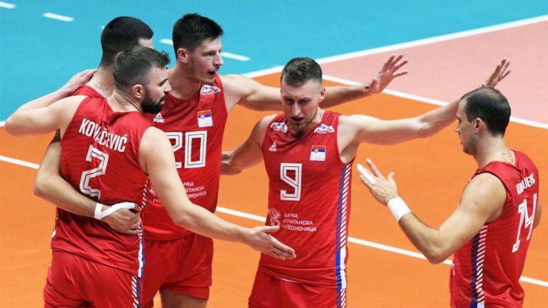 Волейболните еврошампиони не пощадиха и Украйна - 3:0 (обзор)