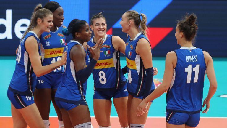 Италианките дочакаха първия си финал от 2009 година
