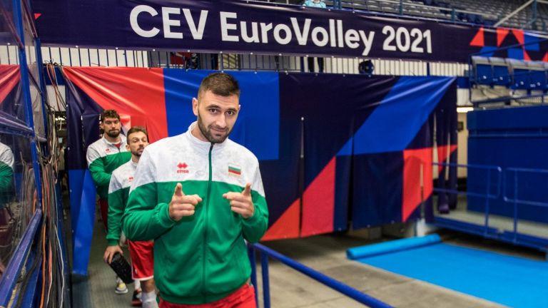 Волейболистите срещу Италия в пряк дуел за първото място в групата