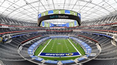 Стадион от бъдещето за 5 милиарда долара ще приеме Super Bowl LVII