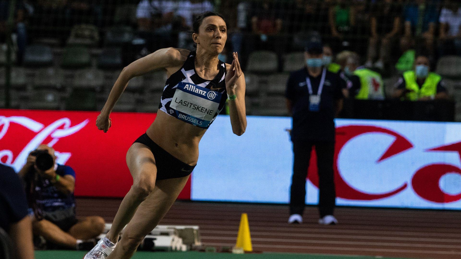 Мария Ласицкене за пети път е кралицата на високия скок
