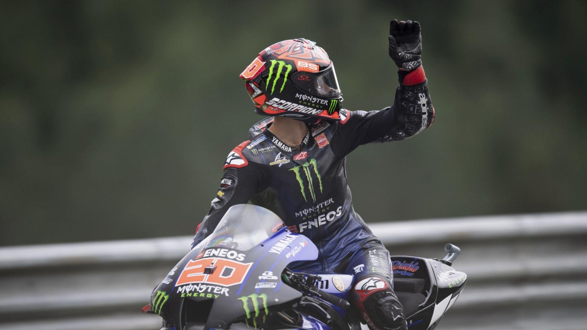 Преди уикенда в Арагон: Лидерът в Moto GP е фаворит да спре 9-годишна испанска серия