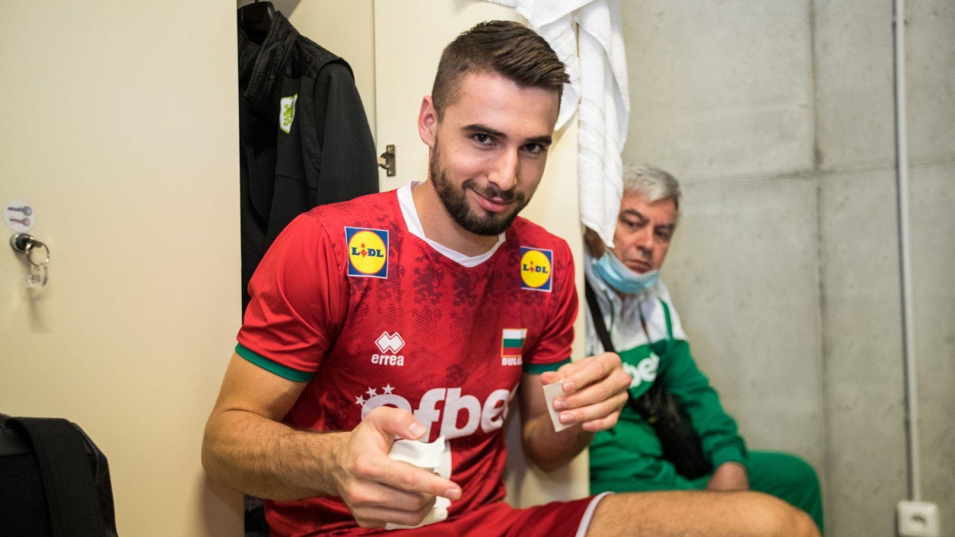 Двама играчи на България са №1 в класации след групите на Европейското първенство
