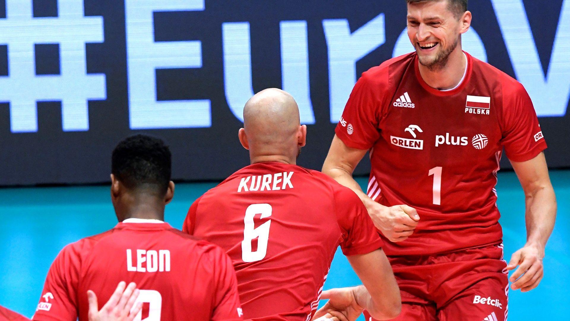 Полша отнесе Финландия с лекота и е четвъртфиналист на Евроволей