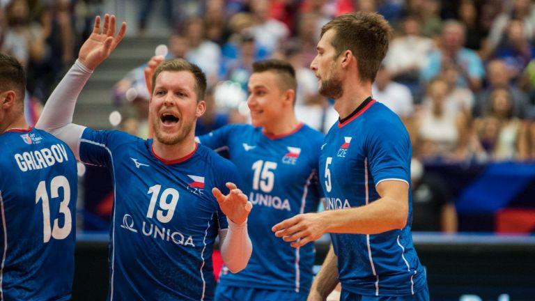 Бомба на Евроволей - Чехия шокира олимпийския шампион