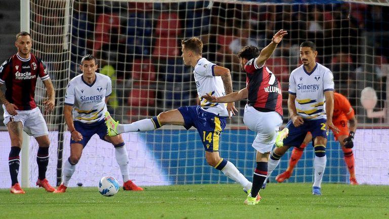 Швед затвърди отличния старт на Болоня в Serie A