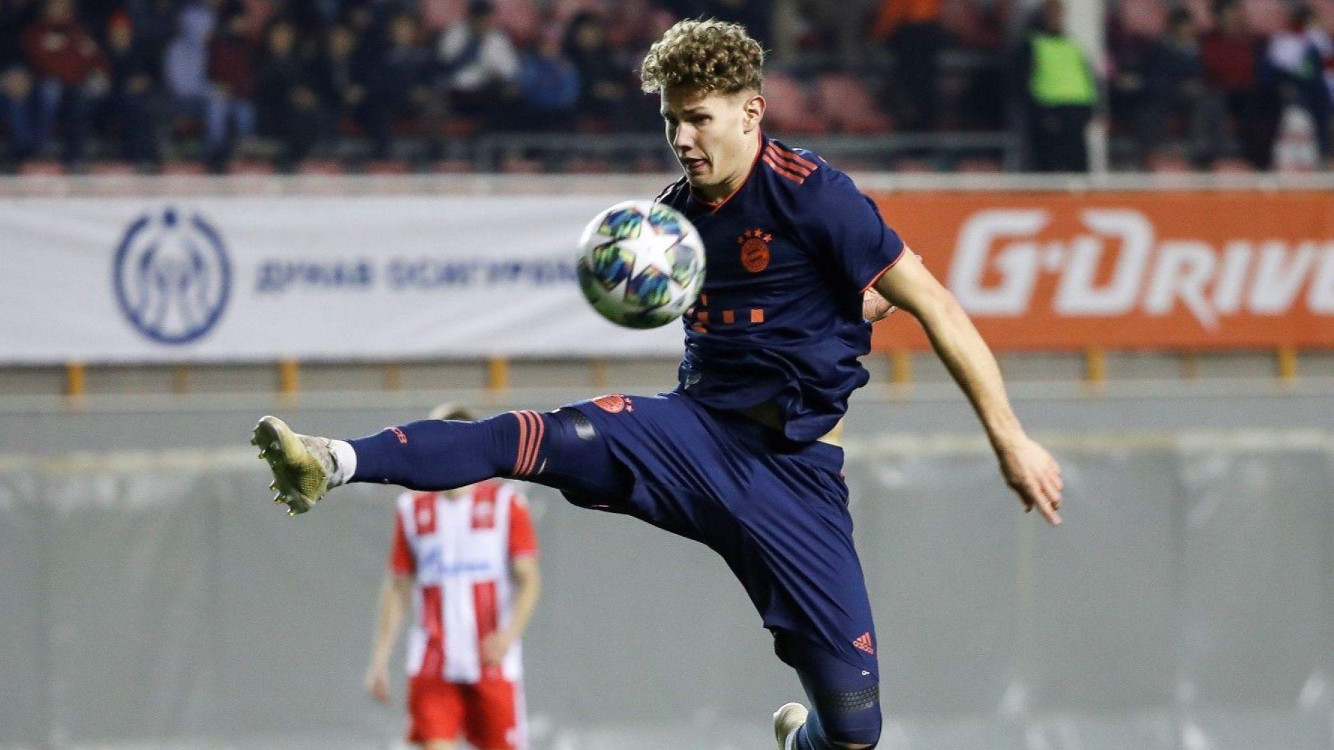 Сблъсък на грандове за старт в Младежката Шампионска лига