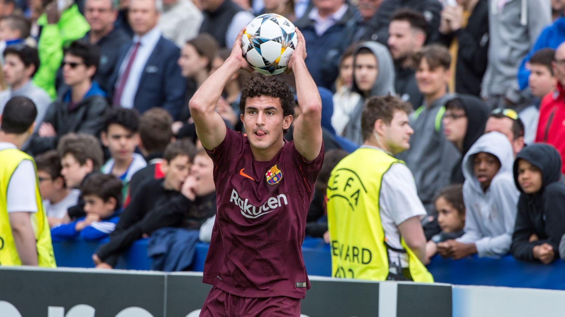 Младите каталунски таланти победиха останалия с 10 души Байерн
