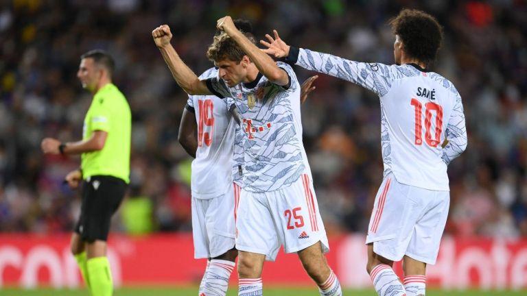 Байерн пак не показа милост към Барселона, но поне не вкара 8 гола