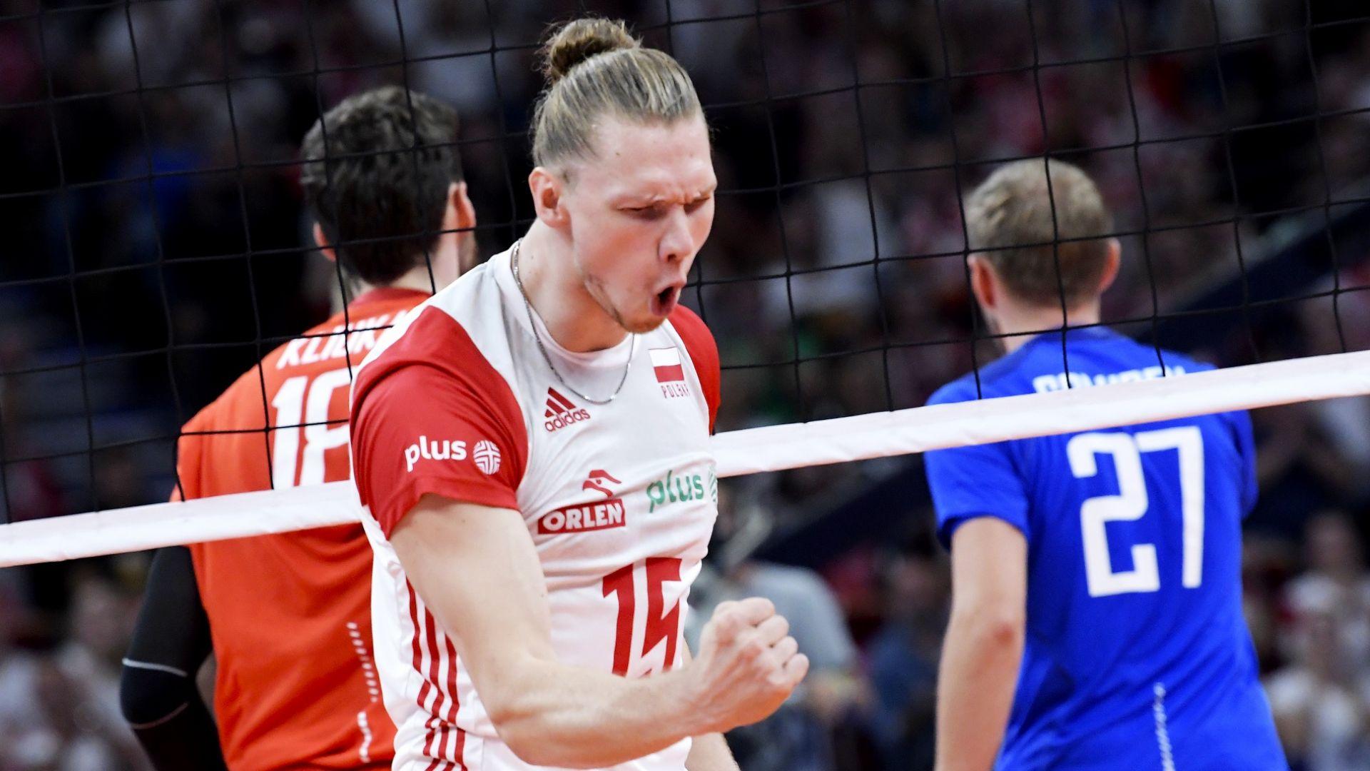 Полша и Сърбия громят по пътя си към полуфиналите на Евроволей 2021