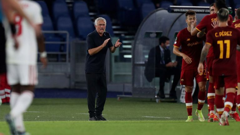 Младенов и Моуриньо след мача в Рим: ЦСКА не заслужаваше такъв резултат