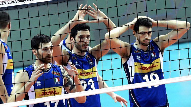 Волейболна Италия стъпи на европейския връх и при мъжете
