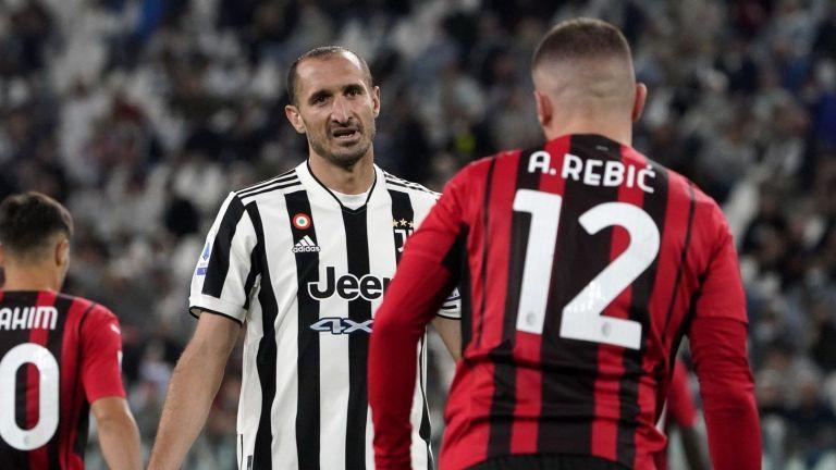 """Милан остави Ювентус без победа от началото на сезона в Серия """"А"""""""