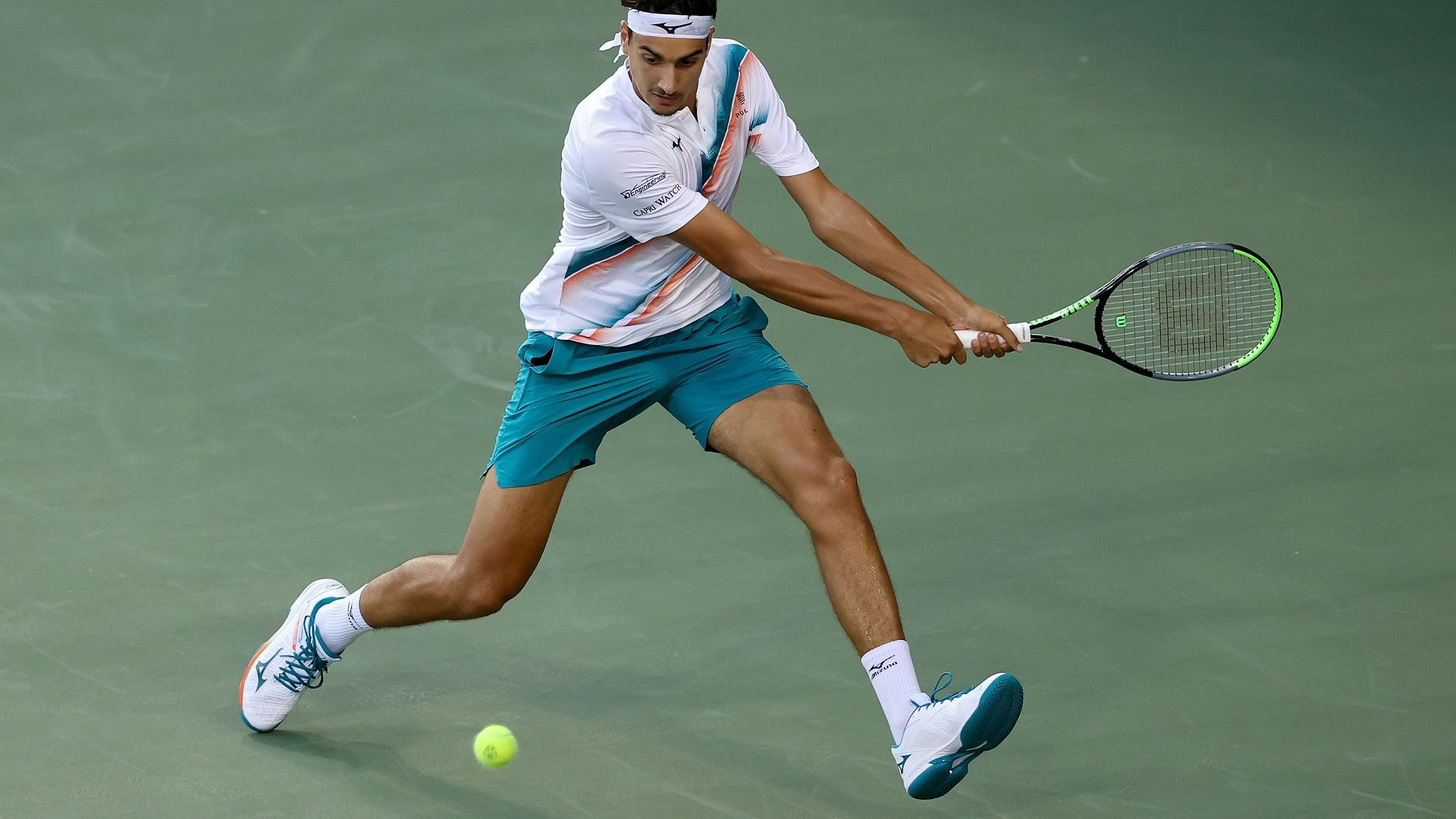 Лоренцо Сонего откри с победа тенис турнира в Мец