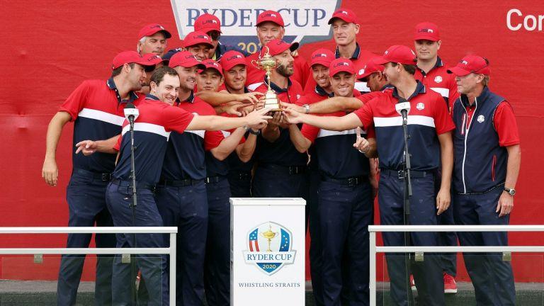 Ryder Cup е в ръцете на американците след рекорден разгром над Европа