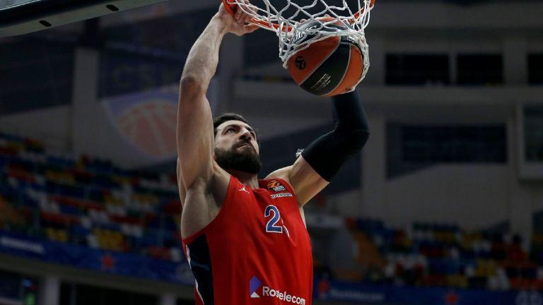 Грузинската машина Шенгелия вдъхнови ЦСКА за още една победа