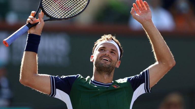 Григор е на полуфинал след нова тенис класика в Индиън Уелс